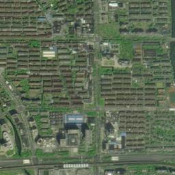 安亭鎮衛星地圖- 上海市嘉定區安...