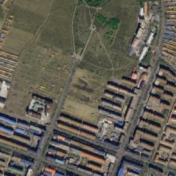 碾子山区卫星地图- 黑龙江省齐齐...